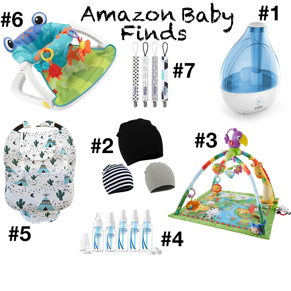 amazon baby finds